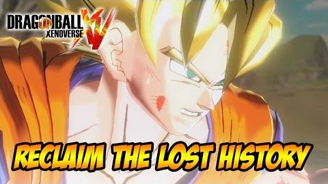 Dragon Ball Xenoverse - PS3 X360 PS4 XB1 Steam - Reclaim the lost history (TGS Trailer)