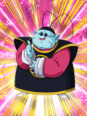 Dokkan Battle Boss King Kai card