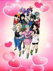 Dokkan Battle Charming Dream Girls Dragon Ball Heroines card