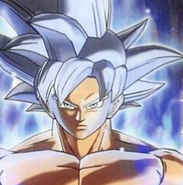 Goku SSJ Silver