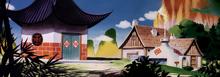 Grandpa Gohan's House - Dead Zone - 001