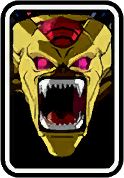 Super Dragon Ball Heroes World Mission - Face Icon - Hirudegarn (Ultimate)
