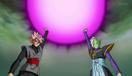 Black Goku et Zamasu