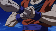 DBS ep90 Gohan contra Goku