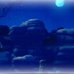 Montagne (notte)