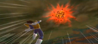 Vegeta Dirty Fireworks rb2
