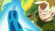Vegeta intenta atacar a Trunks (DBS) - Dragon Ball Wiki