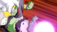 Zamas Fusion Cyborg ataque SDBHUM6