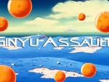 Ginyu Assault