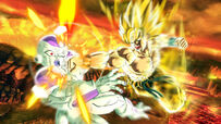 Goku Super Saiyan vs Freezer (DB Xenoverse)