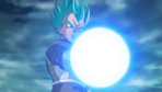 SSB Vegeta Big Bang Attack