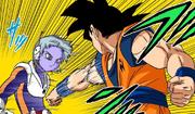 Son Goku vs Merus