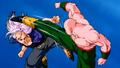 Ten Shin Han vs Trunks