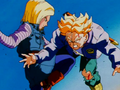 TrunksFutureVsFutureAndroid18DVD02