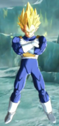 Vegeta Mundo Paralelo SS Legends