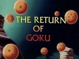 The Return of Goku (Dragon Ball Z episode)