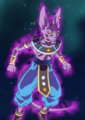 Angered Beerus