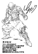 Artwork de Nail (Toyotaro)