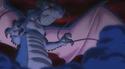 Black smacok dragon