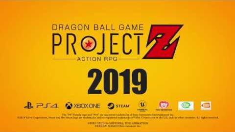 DRAGON BALL GAME – PROJECT Z Tráiler de Anuncio PS4, XB1, PC