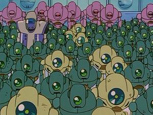 OP Machine Crowd