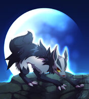 Pokemon - Mightyena