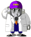 Tori-Bot Dragon Ball Z Dr.Slump