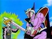 Trunks vs King Cold parte 2