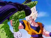 Goku Cell.1