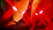 I due androidi descritti da Trunks