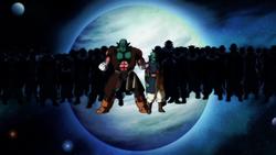 Nameks del Universo 6