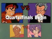 QuarterfinalsBegin