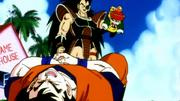 Raditz première rencontre avec Goku