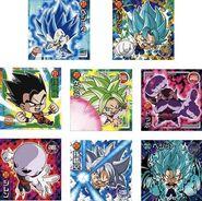 Super Warrior Sticker3