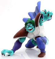 Banpresto 2009 Creatures Zarbon Monster