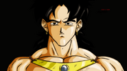 Broly normal state by thealienwarrior-d48t17o
