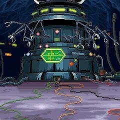 Il Super Computer in Dragon Ball Z 2: Super Battle.
