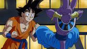 Goku Bill ask monaca