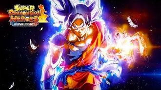 Super Dragon Ball Heroes World Mission - Free Update 2 - SWITCH PC