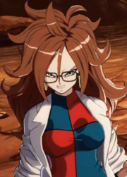 Android 21 profile
