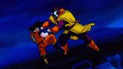 Goku vs Slug