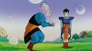 Kaiohshin il Sommo cerca di risvegliare i poteri di Son Gohan