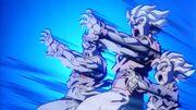 Kamehameha Goku Gohan Goten