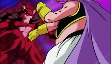 Majin Boo vs Basil2