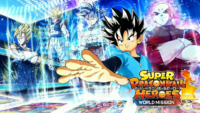 Super Dragon Ball Heroes World Mission artwork