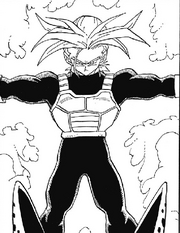 Trunks du Futur - Super Saiyan (Manga) 02