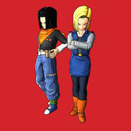 Android17 18