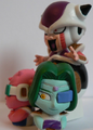 Bandai 2008 Imagination Zarbon Dodoria Frieza c