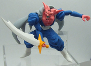 Banpresto HG plus EX action pose Dabura b