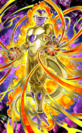 Burning Golden Frieza